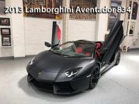 2013 Lamborghini Aventador 834