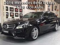 2014 Mercedes-Benz E-Class E250 CDI Auto