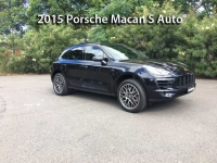 2015 Porsche Macan S Auto