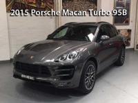 2015 Porsche Macan Turbo 95B Auto