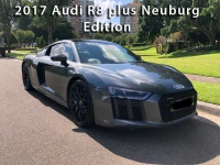 2017 Audi R8 plus Neuburg Edition