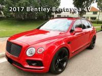 2017 Bentley Bentayga 4V Wagon