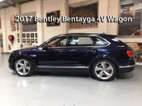2017 Bentley Bentayga 4V Wagon