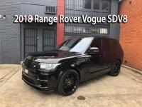 2018 Range Rover Vogue SDV8
