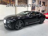 2019 Bentley GT coupe