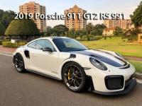 2019 Porsche 911 GT2 RS 991