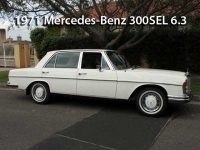 1971 Mercedes-Benz 300SEL 6.3  | Classic Cars Sold