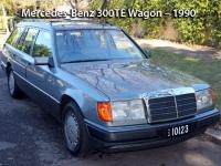 Mercedes-Benz 300TE Wagon - 1990