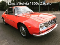 Lancia Fulvia Zagato 1300