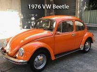 1976 Beetle