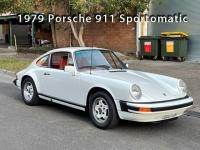 1979 Porsche 911 Sportomatic