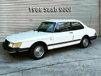 1986 Saab 900i
