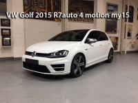 VW Golf 2015 R7auto 4-motion my15