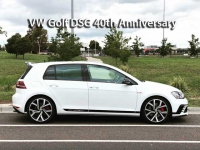 VW Golf DSG 40th Anniversary