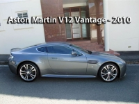 Aston Martin v12 - 2010