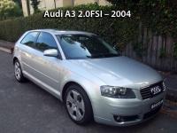 Audi A3 2.0FSI - 2004