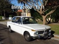 BMW 2002 - 1971