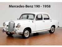 Mercedes-Benz 190 - 1958