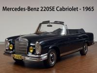 Mercedes-Benz 220 SE Cabriolet - 1965