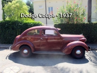 Dodge Coupe - 1937