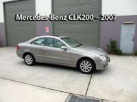Mercedes-Benz CLK200 - 2007