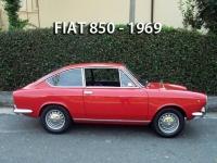 FIAT 850 - 1969