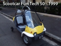 Scootcar Fun Tech 50 - 1999