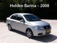 Holden Barina - 2008