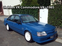 Holden VK Commodore V8 - 1985