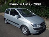 Hyundai Getz - 2009