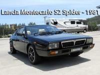 1981 Lancia Montecarlo S2 Spider  | Classic Cars Sold