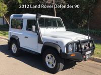 Landrover Defender 90
