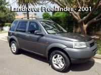 Landrover Freelander - 2001