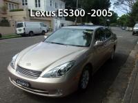 Lexus ES300 - 2005