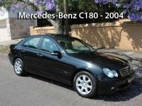 Mercedes-Benz C180 - 2004