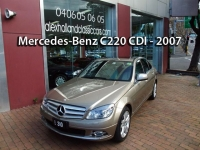 Mercedes-Benz C220 cdi - 2007