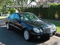 Mercedes-Benz E350 - 2007