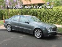 Mercedes-Benz E350 - 2008