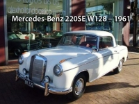 Mercedes-Benz 220SE W128 - 1961
