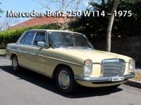 Mercedes-Benz 250 W114 - 1975