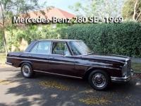 Mercedes-Benz 280 SE - 1969