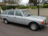 Mercedes-Benz 280 TE - 1983