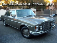 Mercedes-Benz 300SEL 6.3 Sedan - 1971