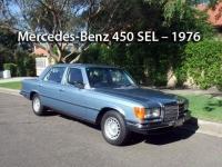 Mercedes-Benz 450 SEL - 1976