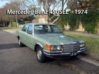 Mercedes-Benz 450SEL - 1974