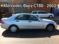 Mercedes-Benz C180 - 2002