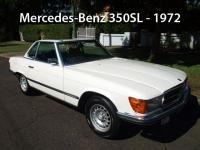 Mercedes-Benz 350SL - 1972