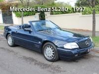 Mercedes-Benz SL280 - 1997  | Classic Cars Sold