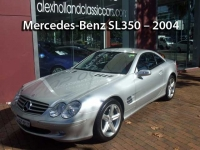 Mercedes-Benz SL350 - 2004