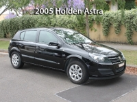 2005 Holden Astra  | Classic Cars Sold